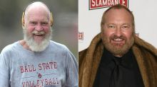 David Letterman Channels Randy Quaid With Retirement Look