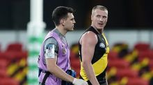 Josh Caddy joins wounded Tigers in AFL