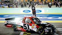 Final Laps: Busch wins and Crafton is champion