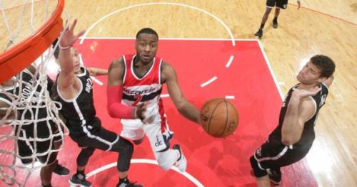 Basket - NBA - Les Washington Wizards qualifiés pour les play-offs, Cleveland se reprend à Charlotte