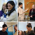 One Year In, Meghan Markle Is Making the Role of Duchess Her Own