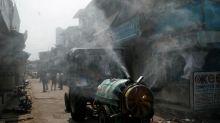 India plans to turn some idled trains into coronavirus isolation wards