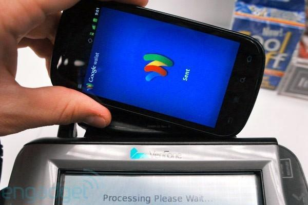 Google Wallet Android app updated, headed to 'at least' ten more Sprint phones this year