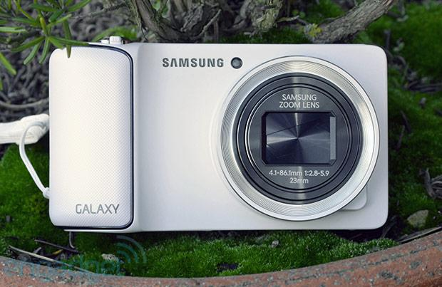 Samsung Galaxy Camera review: a 21x compact shooter brought to life by Android