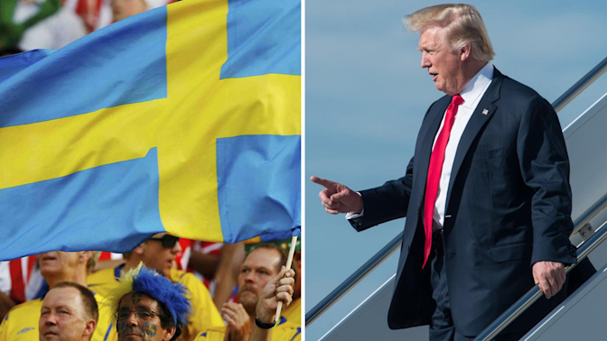 'JesuisIkea': Trump's comments confuse Swedes as president's supporters cry cover-up