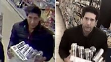 'David Schwimmer lookalike' arrested in London after skipping court