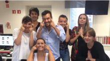 Glamour Brazil slammed for 'slanty eyes' in Instagram post