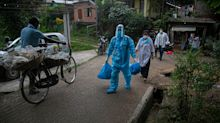 Global coronavirus cases surpass 25 million as India sets grim record