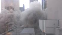 Macy's Store Implosion Caught on Camera in Houston