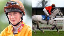 'Tragic news': Jockey, 37, dies after horror race fall