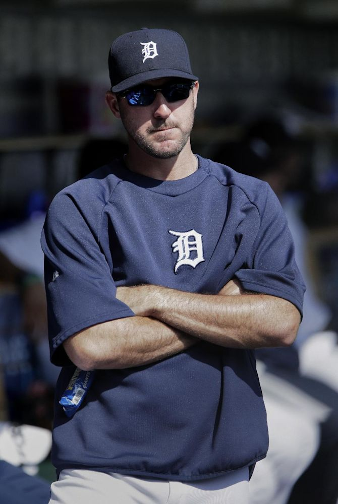 Verlander could start for Tigers on Saturday