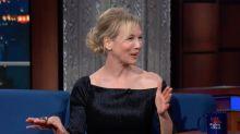 Renée Zellweger reveals 'humiliating' encounter with Jimmy Carter