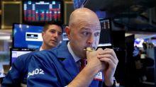 Wall Street rises as tech stocks gain