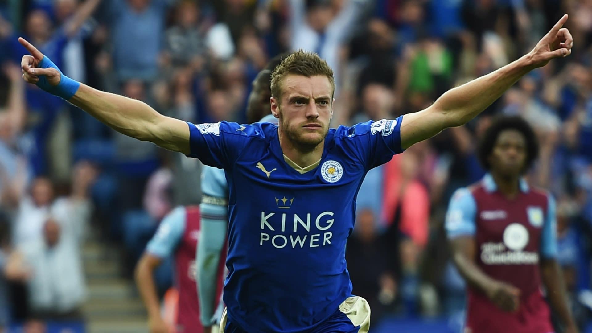 Southampton Vs Leicester City Hotshots Vardy And Pelle Set For Premier League Showdown