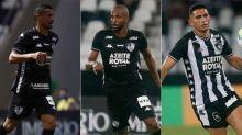 Alívio: Botafogo terá economia de quase R$ 300 mil com saídas
