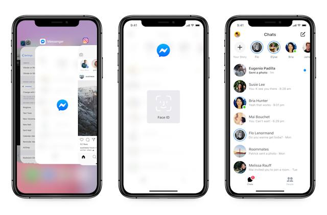 Facebook introduces new privacy settings for Messenger