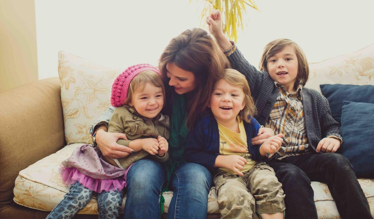 Family's Self-Built Cabin Is Monument to Single Mom's Strength