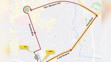 Same carousel route for Sinulog parade