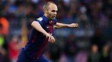 Barcelona legend Iniesta 'to replace Arteta at Manchester City'