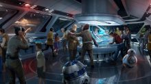 Video tour of the world's first Star Wars hotel released ahead of 2019 opening - galaxy views guaranteed