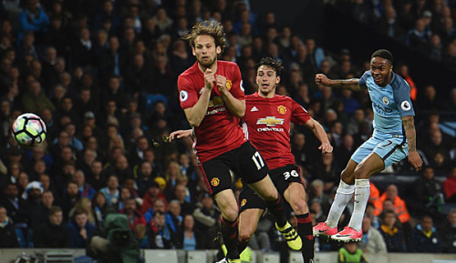 Premier League: United mit Negativ-Rekord im Derby gegen City