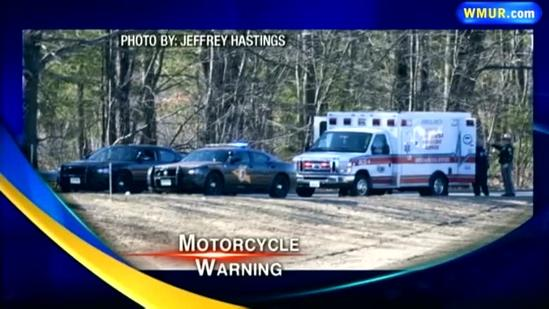 State police urge motorcyclists to slow down
