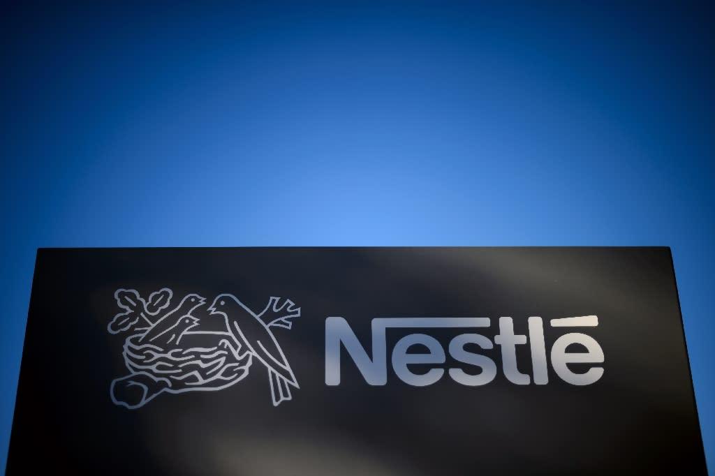 US billionaire Daniel Loeb recently bought $3.5 billion worth of Nestle shares (AFP Photo/FABRICE COFFRINI)