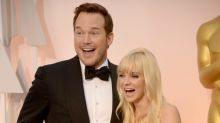 Despite their split, Anna Faris and Chris Pratt still make each other laugh, and cue tears