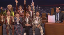 BTS fans accept Jimmy Fallon into their ARMY after 'Tonight Show' appearance