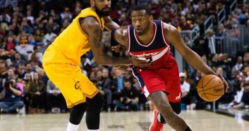 Basket - NBA - Battus par Washington, les Cleveland Cavaliers perdent du terrain en tête de Conférence Est