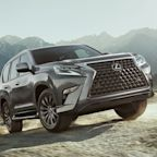 The 2020 Lexus GX460 Gets an Even Crazier Grille and a New Off-Road Package
