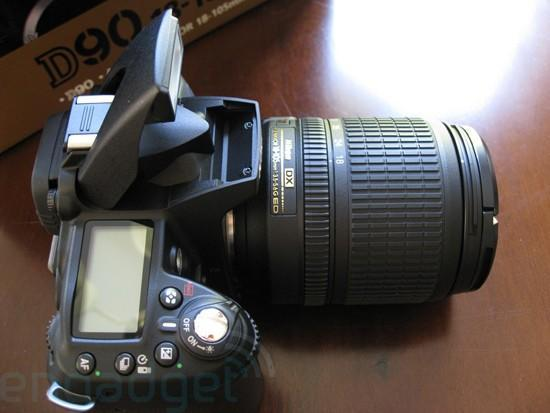 How would you change Nikon's D90?