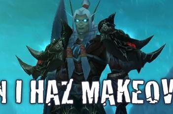 Why won't Blizzard let me change my race?