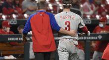 Harper, Segura return for Phillies to start against Braves