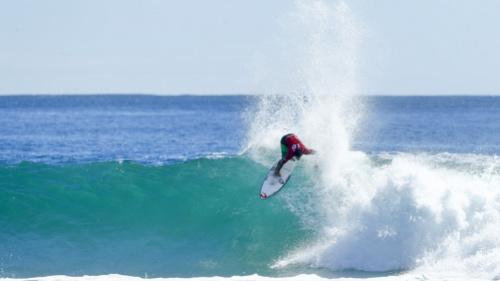 Gabriel Medina segue vivo em Gold Coast