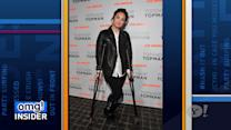 Demi Lovato Studs Up Her Cast for a Night On the Town