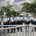 Hong Kong Reopens Central Government Offices After Mass Protests