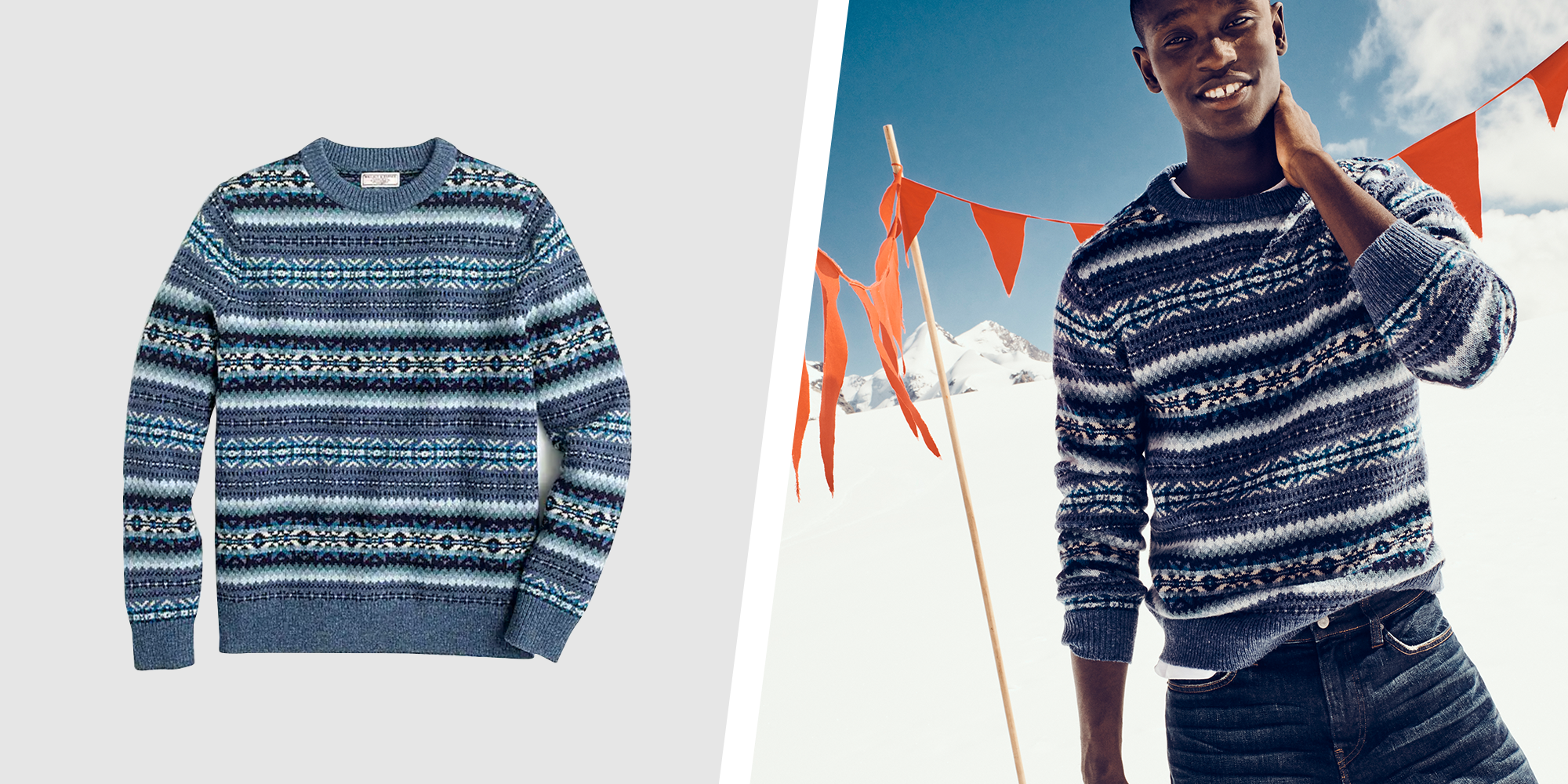 d4dd9aed127c0 Ugly Christmas Sweaters Are Out. These Stylish Holiday Pullovers Are In.