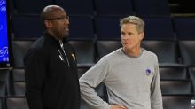 Steve Kerr healthy enough to coach Game 2 and 'the rest of the series'