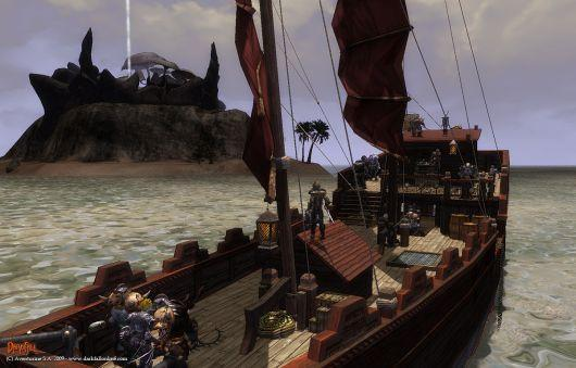 Darkfall slices away at 'initial unforgiving experience' with 2.0