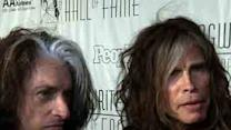 Steven Tyler, Joe Perry on Award, Tour, 'Idol'