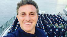 Luciano Huck pede desculpas por ofender seguidora