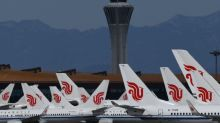 Chinese airline stocks fall after belated US retaliation  against China's inbound flight restrictions to stem imported Covid-19 cases