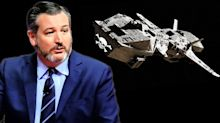 Ted Cruz warns Space Force is needed to battle space pirates