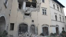 Italy quake was new shock, typical of region: experts