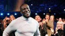 Stormzy receives first Greggs 'black card' handing him free pastries for life