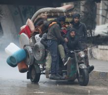Russia says over 8,000 have fled rebel-held Aleppo in last 24 hours