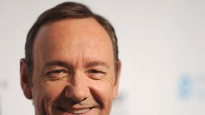 Kevin Spacey Encourages Young Filmmakers