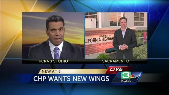 CHP wants to replace all their helicopters, planes