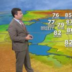 AccuWeather Forecast: Noticeable difference today